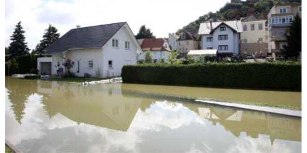 Neue Überflutungen im Burgenland