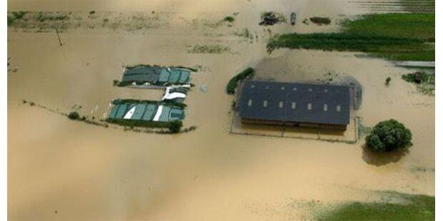 10. Mio Euro für Hochwasseropfer in NÖ