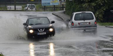 Hochwasser & Auto: Tipps zur Kontrolle