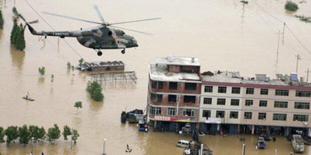 Hochwasser bedroht Sechs-Millionen-Stadt