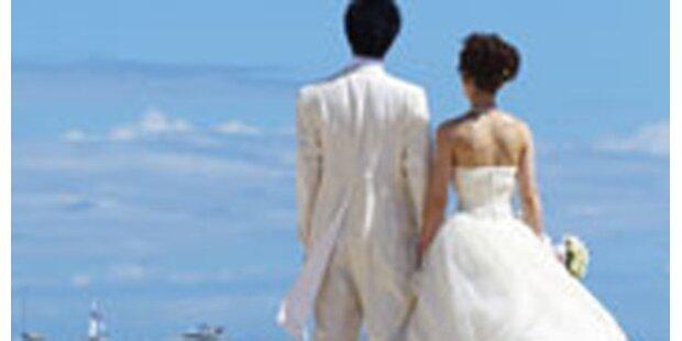 Wohnung von Hochzeitsgästen zerstört