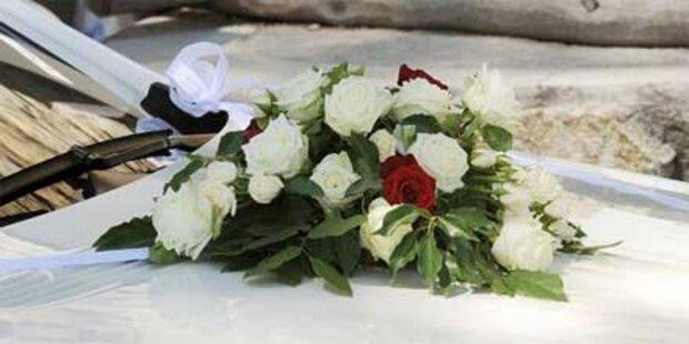 Braut kam bei Horror-Crash ums Leben