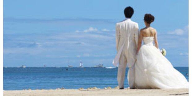 Die besten Hochzeitsreisen