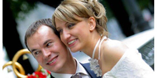 Die 10 beliebtesten Hochzeitssongs