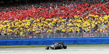 Formel-1-Rückkehr für Deutschland-GP