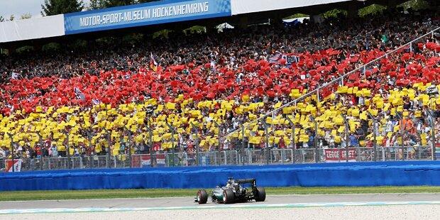 Hammer: Formel 1 in Deutschland vor Aus