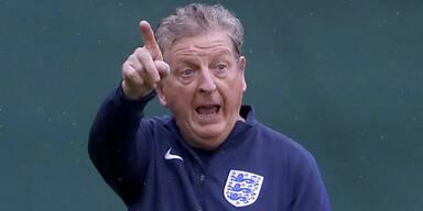 Hodgson England Training