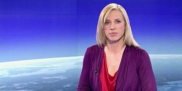 Susanne Höggerl ist neuer ZIB-Star