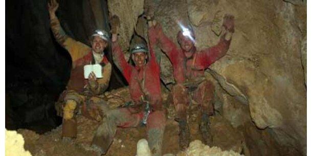 Längstes Höhlensystem der EU im Toten Gebirge entdeckt