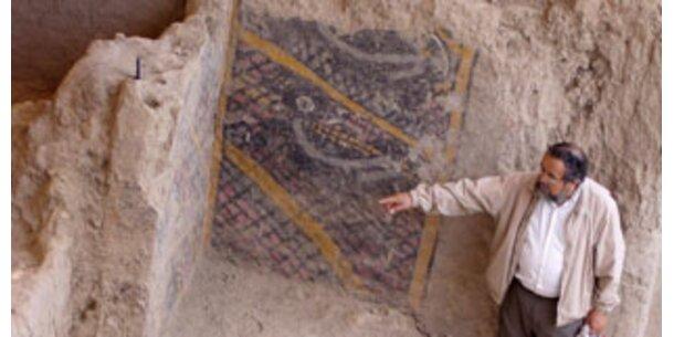 4.000 Jahre alte Tempelanlage in Peru entdeckt