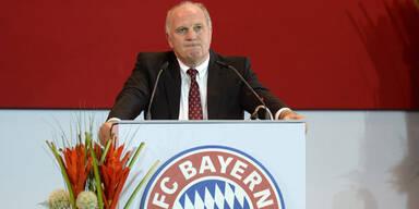 Hoeneß: Erpresser drohen fünf Jahre Haft