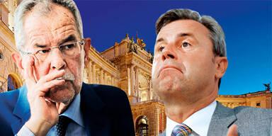 Hofburg bellen hofer