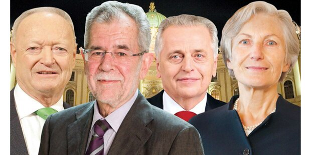 Hofburg-Wahl: Fairness-Deal steht