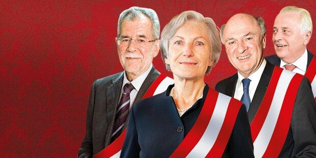 Diese 4 Kandidaten sind (fast) fix