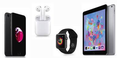 Hofer: iPhone Plus, AirPods, Apple Watch & iPad zum Kampfpreis