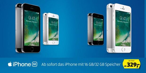 Hofer gibt das iPhone noch billiger