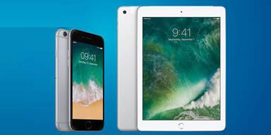 iPhone 6 & iPad bei Hofer billig wie nie
