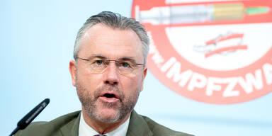 Knalleffekt: Hofer wirft als FPÖ-Chef hin