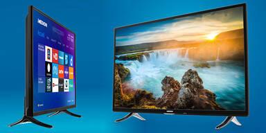Hofer verkauft 4K-TV mit HDR unter 400€