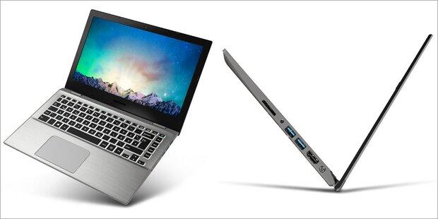 Hofer bringt MacBook-Gegner zum Kampfpreis