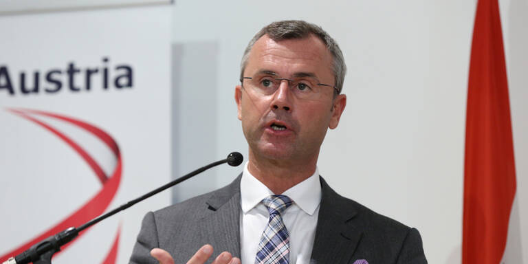Hofer präsentiert österreichisches Silicon Valley