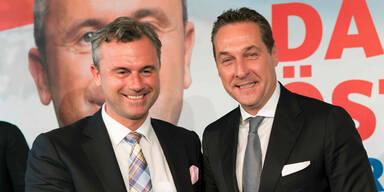 Norbert Hofer HC Strache