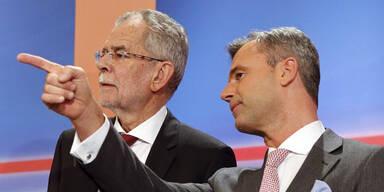 Showdown um Hofburg