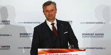 Deutsche zittern vor Norbert Hofer