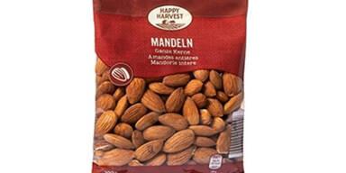 Salmonellen-Alarm! Rückruf für Mandel-Produkte