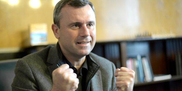 Norbert Hofer will nicht FPÖ Kandidat werden