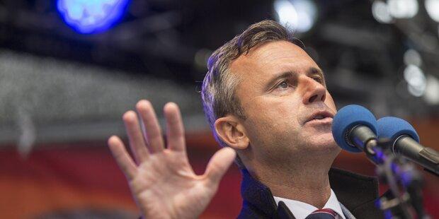 FPÖ-Wahlkampfstart: Anzeige nach