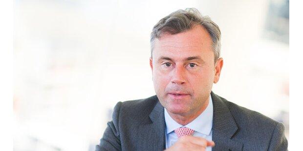 Hofer schließt neuerliche VfGH-Klage nicht aus