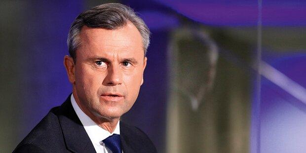 Hofer: SPÖ zu schwach für Koalition mit FPÖ