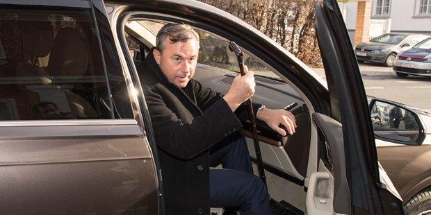 ÖVP bekommt Finanzen, FPÖ-Hofer wird Außenminister