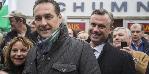 FPÖ-Hofer startet in Wahlkampf