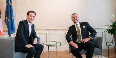 FPÖ verabschiedet sich von Sondierungsgesprächen