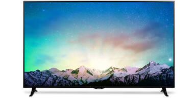 Hofer bringt riesigen UHD-Super-TV