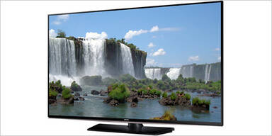 Hofer bringt großen Samsung-Flat-TV