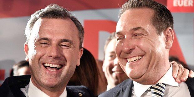 Bestätigt: Strache fährt mit Delegation nach Washington