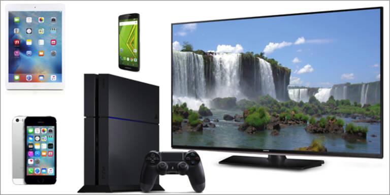 Hofer bringt PS4, iPhone, iPad Air & Co.