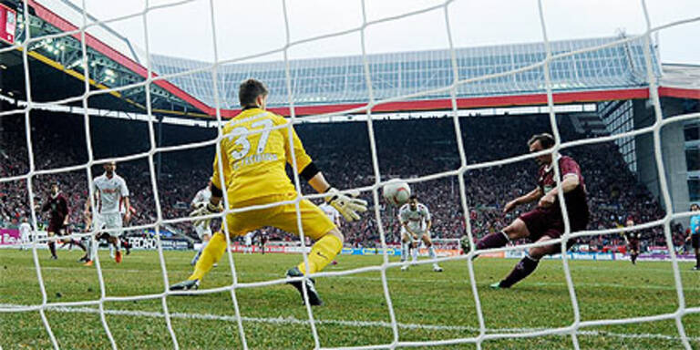 Hoffer erzielt Siegtor für Kaiserslautern