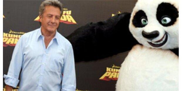 Dustin Hoffman ist kein Party-Gänger