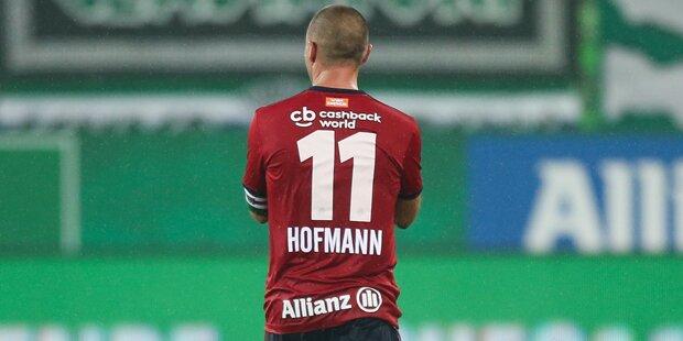 Hofmann: Kritik hätte mich extrem gepusht