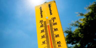 hohe temperatur
