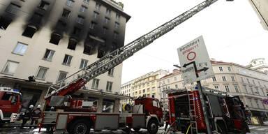 Feuer-Inferno in Wien: Mordanklage