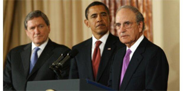 Obama bestellt zwei neue Sondergesandte