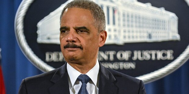 US-Justizminister: Polizei handelt rassistisch