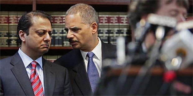 FBI gelingt großer Schlag gegen die Mafia