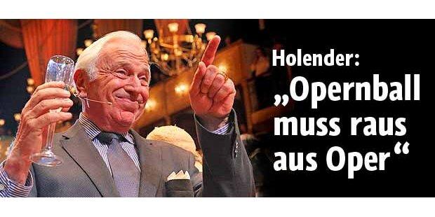 Holender: