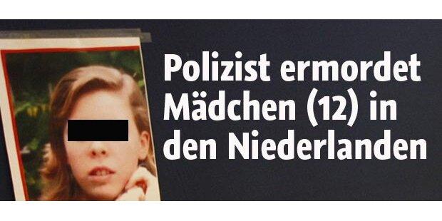 Polizist ermordet Mädchen (12)